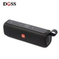 DOSS E-go ll Bluetooth динамик портативный открытый беспроводной динамик s звуковая коробка IPX6 Водонепроницаемый Пылезащитный для путешественника п...