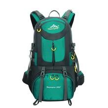 50L Outdoor Bag Men Camping Bag Waterproof  women Hiking Backpack Travel equipment Sport Bag Climbing Rucksack Big Load mochila