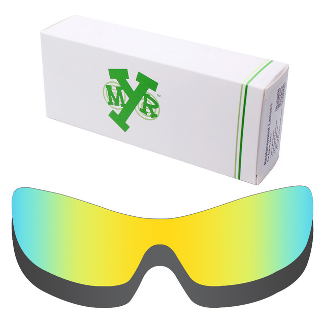 HKUCO Mens Replacement Lenses for Oakley Antix Sunglasses Emerald Green Polarized ULL5y2