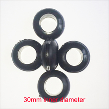 цена на 30mm inner diameter double side rubber hole grommets for cables