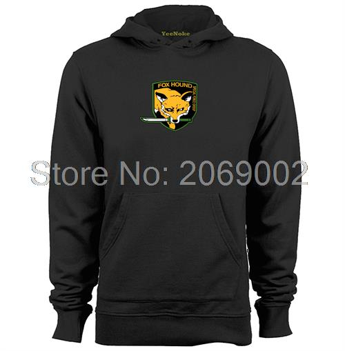 Metal Gear Solid MGS Fox Hound VideoGame Mens & Womens unique design Hoodies ...