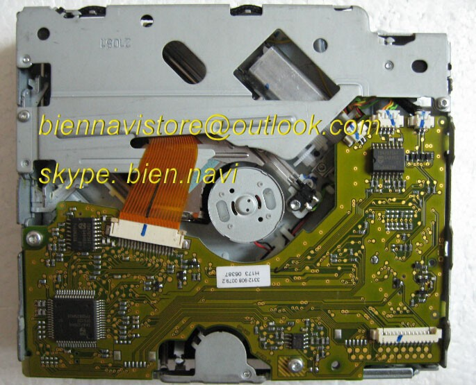 CAR CD Loader CDM-M3 4.1/1 loader CDM M3 4.1 for VW VDO RCD604 Mercedes Hyundai car radio CDM M3 4.8 CDM M3 4.7