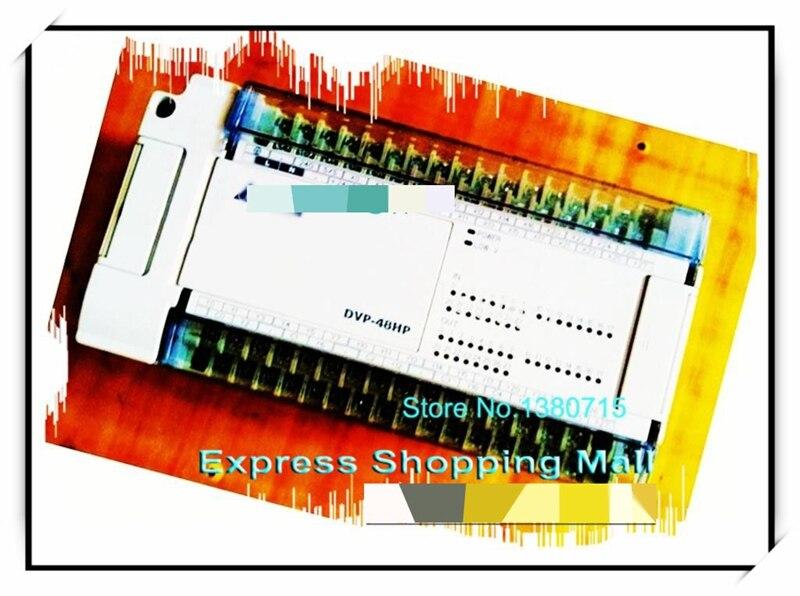 New Original DVP48HP00T Delta PLC Digital module EH2 series 100-240VAC 24DI 24DO Transistor output dvp06xa e2 delta plc 4ai 2ao 14 bit resolution analog i o module new original