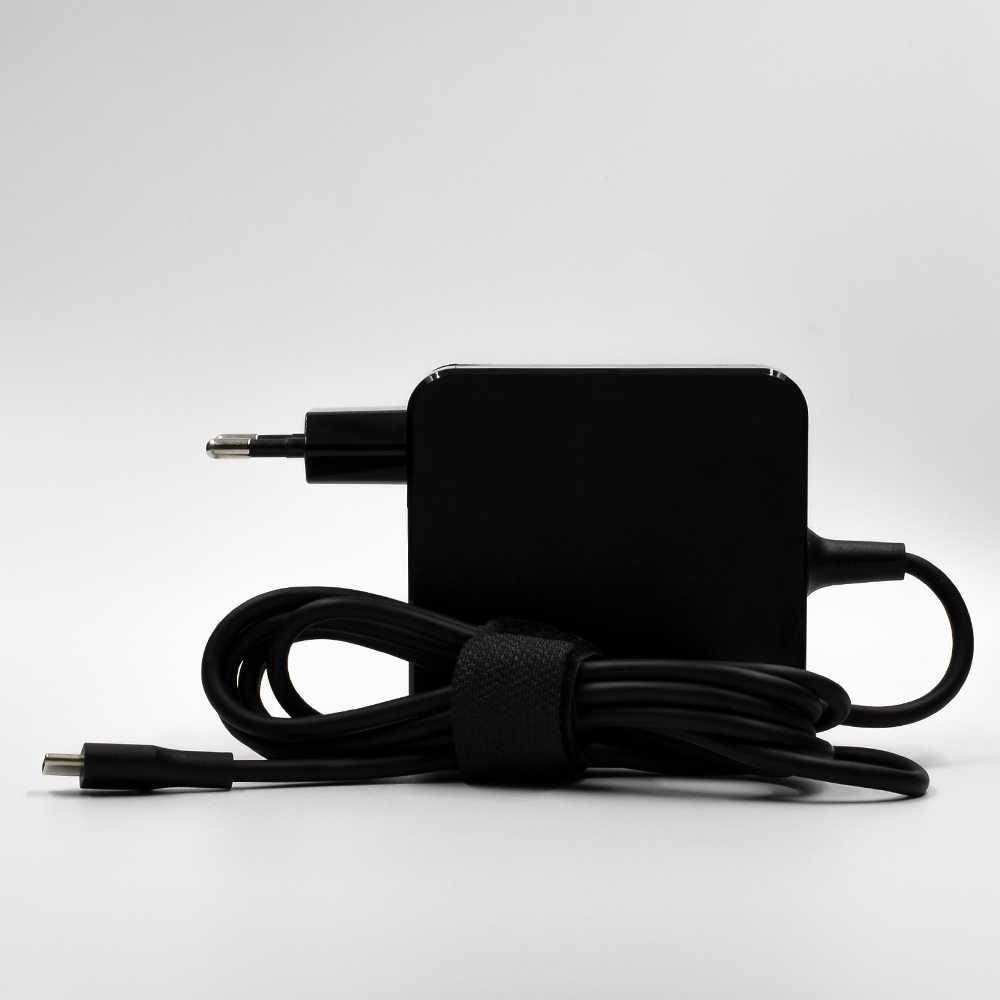 "29 W 45 W 61 W 65 W 20 V 3.25A האיחוד האירופי פ""ד מטען סוג C אספקת חשמל מחשב נייד מתאם עבור Macbook Pro 12 13 אינץ עבור DELL XPS 12 xiaomi אוויר"