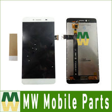 "1PCS/Lot 5.5"" For Archos Diamond Plus LCD Display+Touch Screen Digitizer Assembly White Gold Color with tape(China)"