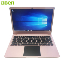 Bben ноутбуки Windows 10 Intel N3450 Quad Core 4 ГБ Оперативная память 64 г EMMC M.2 SSD HDMI Тип c Wi-Fi BT4.0 ультратонкий ноутбук Rosegold