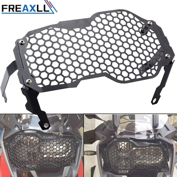 For BMW R1200GS R 1200GS ADV 2013 2014 2015 2016 Motorcycle Accessories Stainless Steel Moto Headlight Protector Cover Grill