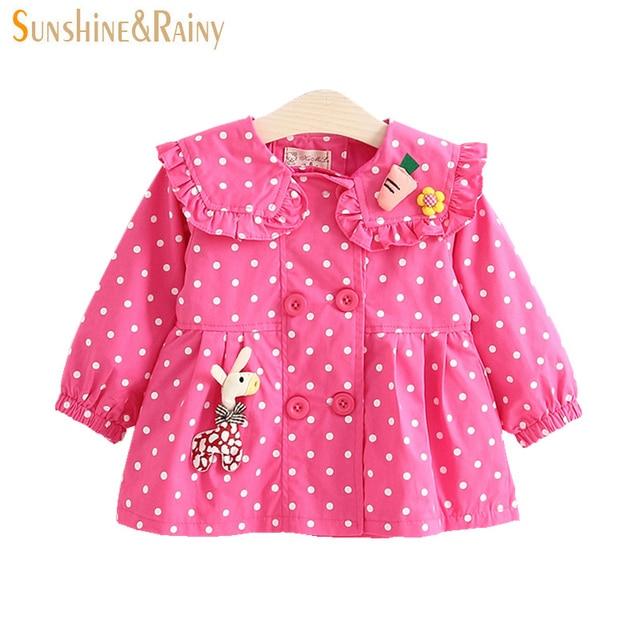 Aliexpress.com : Buy Sunshine & Rainy Spring Baby Girl Jackets ...