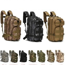 NEW! Unisex Fishing Bag Waterproof  mountaineering package outdoor 3D sports backpack military fans tactical package
