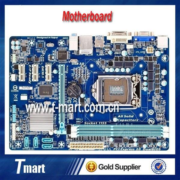 High quality Desktop Motherboard for GA-H61MA-D2V fully tested&working perfect перец чипотле san marcos копченый халапеньо в соусе адобо 312 г
