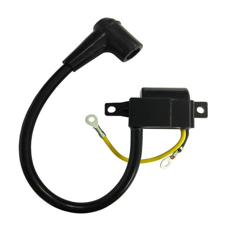 IGNITION COIL FITS HUS. CHAINSAW 66 266 61(OLD MODEL) IGNITOR STARTOR MODULE REPL. 501 51 62-01 p351 ignition coil for partner 351 350 370 371 390 420 440 poulan stator chainsaw magneto ignitor