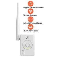 Repetidor sem fio do extensor da escala de wifi para o sistema sem fio da câmera do cctv da segurança