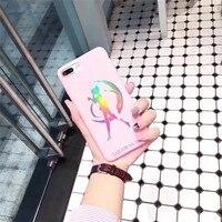 Roze Sailor Moon Cartoon Zachte Siliconen Mobiele Telefoon Gevallen Voor iPhone6 6 S 6 Plus Plastic Beschermende Shell Coque Funda Back Covers