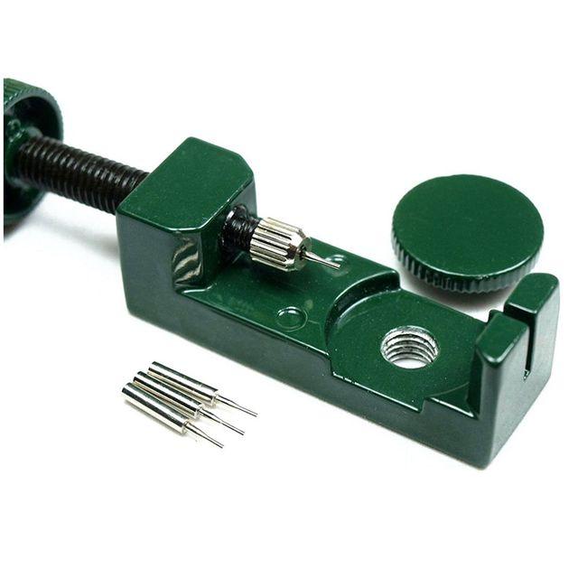 Металлическое устройство для удаления звеньев регулятор Часы Браслет ремешок запчасти инструмент для ремонта