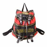 High Quality Harry Hogwarts Gryffindor Knapsack Mochila Backpack Harry School Bags Women Bag Unisex Backpacks
