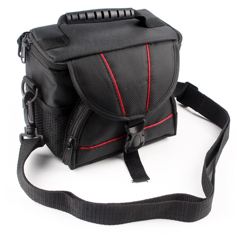 Cámara bolsa de hombro para Sony RX0 X3000 X1000 AS300 AS200 AS100 AS50 AS30 AS20 AS15 AS10 AZ1 mini POV acción Cam