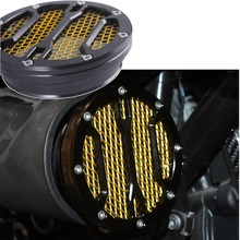 For BMW R nine T Air Intake Cover CNC Air intake Filter Black Gold Cover For R 9 T r9t 2014 2015 2016 2017 motorcycle parts ljbkoall r nine t motorcycle frame hole caps set for bmw r1200 r nine t r9t 2014 2015 2016 after market motorbike covers styling