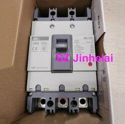 Автоматический выключатель ABS 103b LS в литом корпусе аутентичный Оригинальный автоматический выключатель 3P 15A/20A/30A/40A/50A/60A/75A/100A