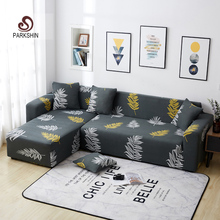 Parkshin Nordic Four Season Slipcover Non-slip Elastic Sofa Covers Polyester All-inclusive Stretch Cushion 1/2/3/4-seater