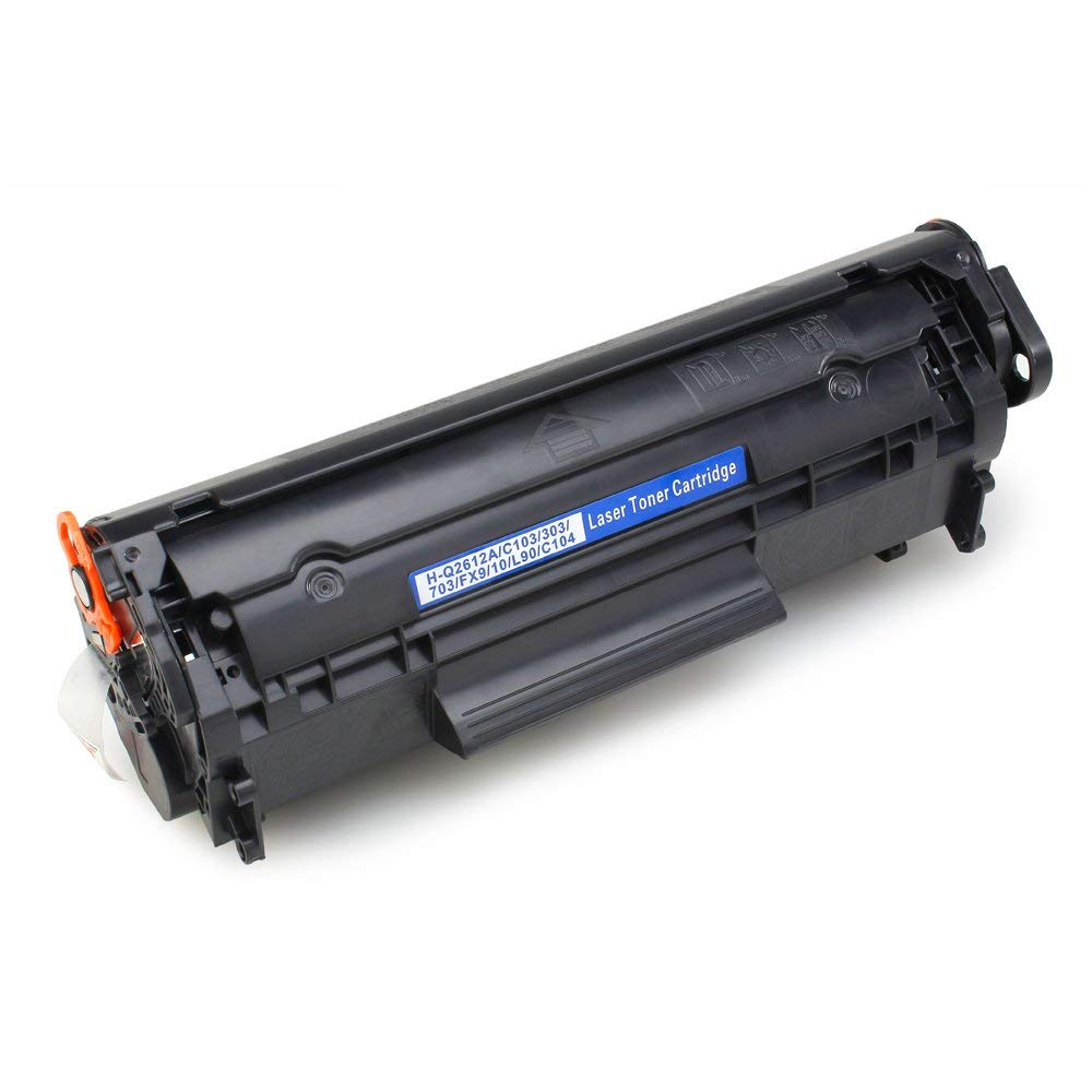 1Pack Compatible toner cartridge for HP LJ <font><b>1010</b></font> <font><b>1012</b></font> <font><b>1015</b></font> <font><b>1018</b></font> <font><b>1020</b></font> <font><b>1022</b></font> 3010 3015 3020 3030 3050 M1005 priter Q2612A 2612A 12a image