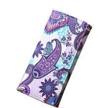 Купить с кэшбэком 2019 luxury women wallets cash purses Organizer Cash holder wallet female Travel Clutch Cellphone bolsa wallet carteira feminina