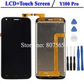 DOOGEE Y100 Pro LCD Display+Touch Screen Digitizer Replacement For DOOGEE Y100 Pro 5.0inch +Tools