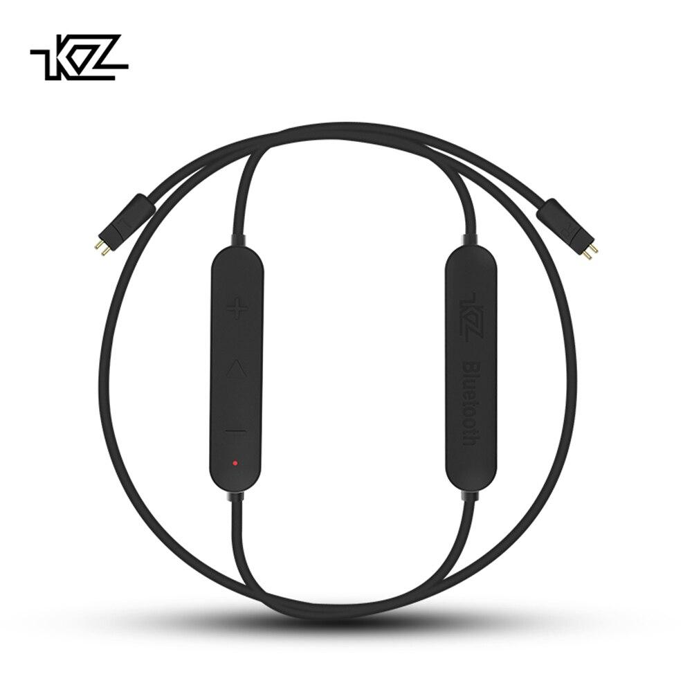 KZ Bluetooth 4.1 Wireless APTX Wire Upgrade Module Cable IPX5 Waterproof Detachable Cord CVC Noise Reduction Technology