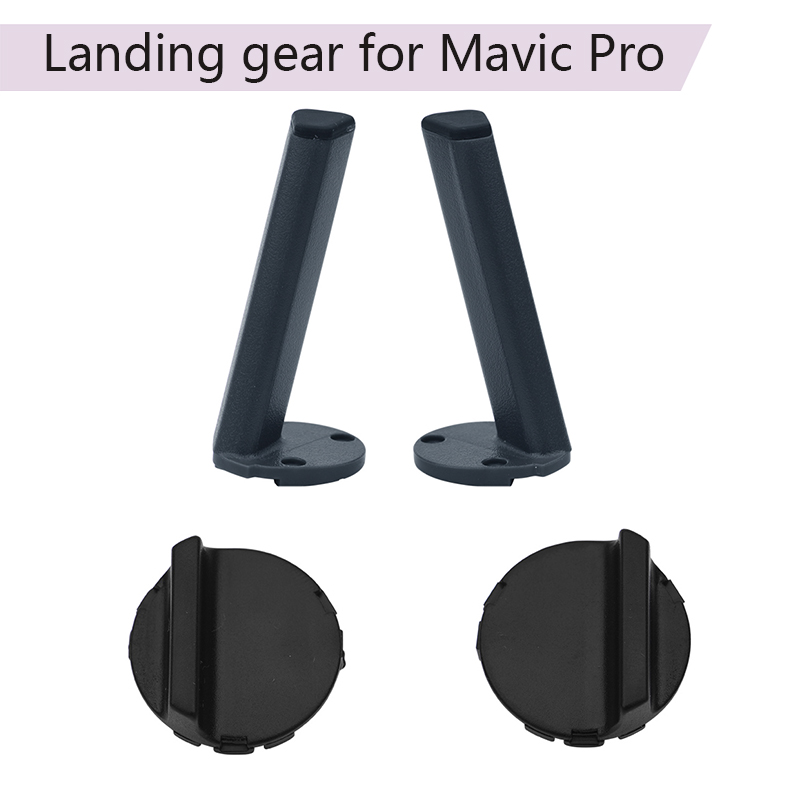 DJI Mavic Pro Landing gear Left Back Leg Front Rear Feet Engine Cover Base Mount Repair Kits spare parts quadcopter AccessoriesDJI Mavic Pro Landing gear Left Back Leg Front Rear Feet Engine Cover Base Mount Repair Kits spare parts quadcopter Accessories