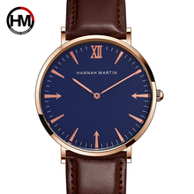 цена на Watch Men Quartz mens watches top brand luxury Casual Military Sports Wristwatch Leather Strap Male Clock men relogio masculino