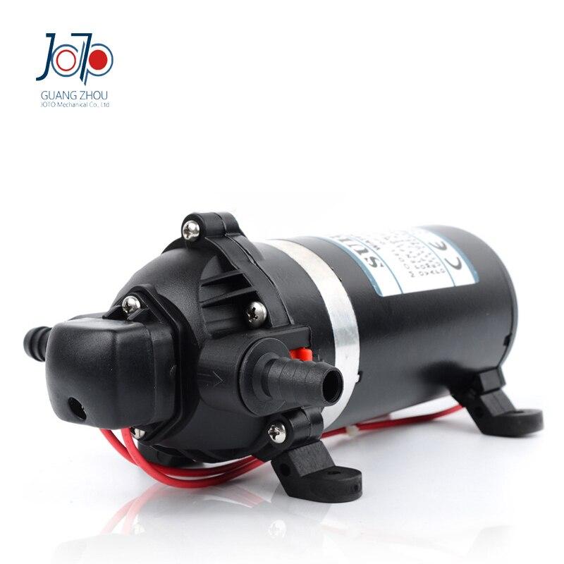 DP 160 24v Portable Electric High Head High Pressure Reciprocating Booster Diaphragm Pump Yacht Pump Car