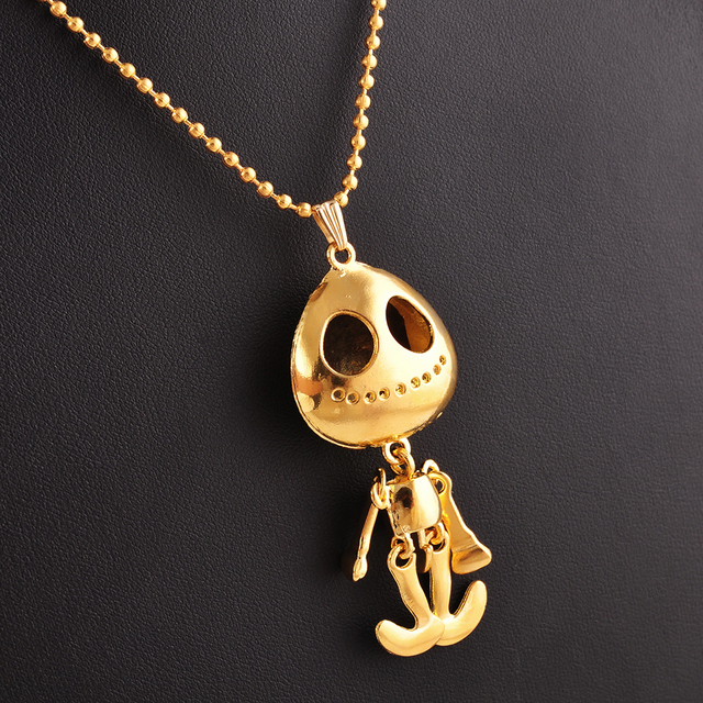 Light yellow color ufo skeleton pendant necklace necklaces light yellow color ufo skeleton pendant necklace necklaces pendants jewelry for women sweater long chain aloadofball Image collections