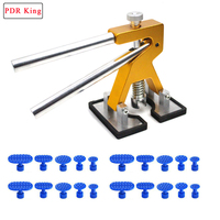 NEW Auto CAR Body Restore Tool Dent Repair Tools PDR KING Puller Gold Dent Lifter Puller Tabs dent lifter