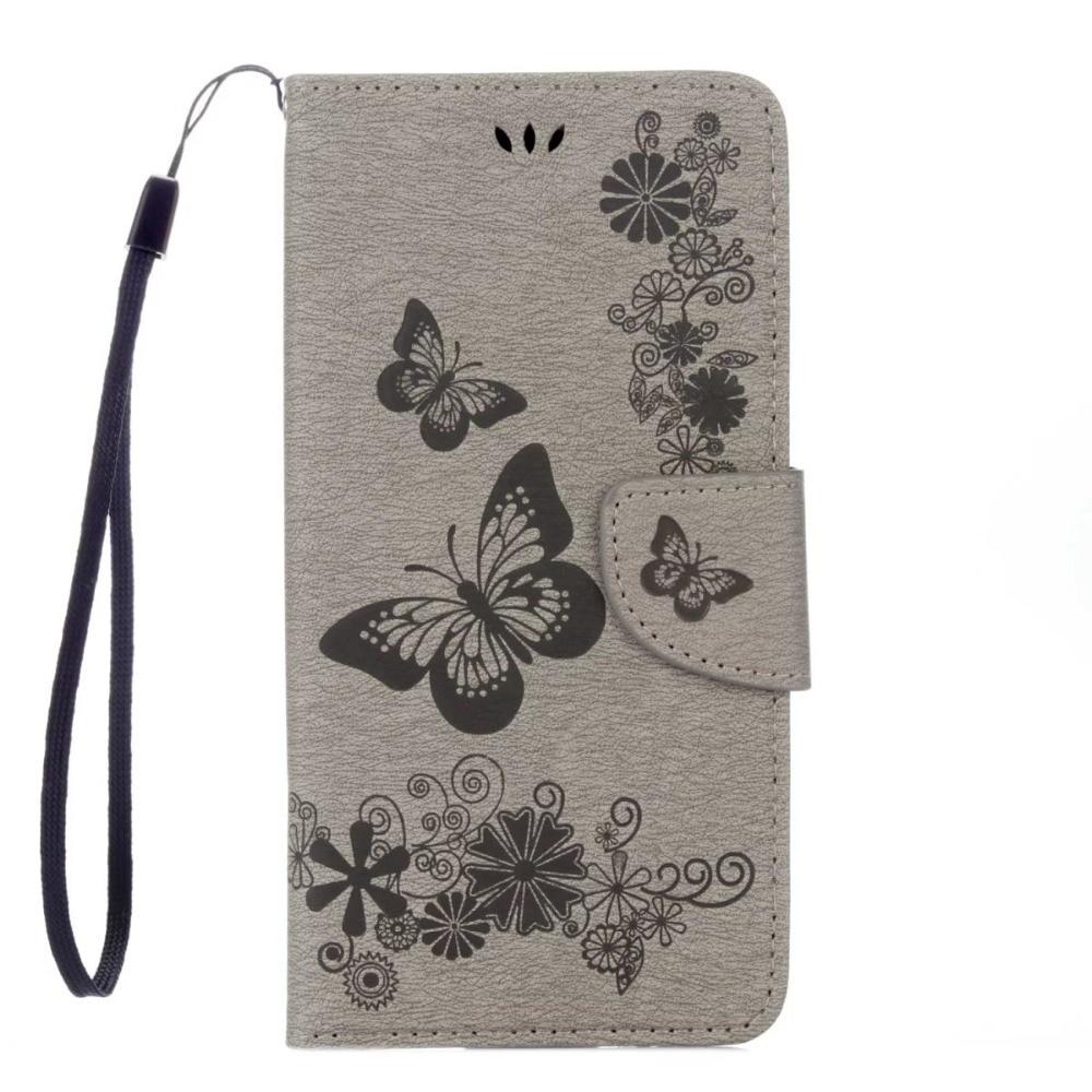 FULAIKATE Funda de cuero con relieve para iPhone6 6s Funda con - Accesorios y repuestos para celulares - foto 5