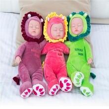 Лидер продаж; Новинка 25 см плюшевые игрушки детские куклы реборн