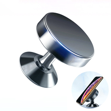 Magnetic Car Holder 360 Degree Rotation Mobile Phone Magnet Support Telephone Smartphone Stand For iphone Xiaomi Bracket in