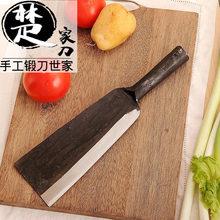 Freies Verschiffen CHU Chinesischen Stil Schuss Stahl Geschmiedet Küche Schneiden Knochen Messer Koch Schlachtung Fleischermesser Handgemachte Chopper Axt