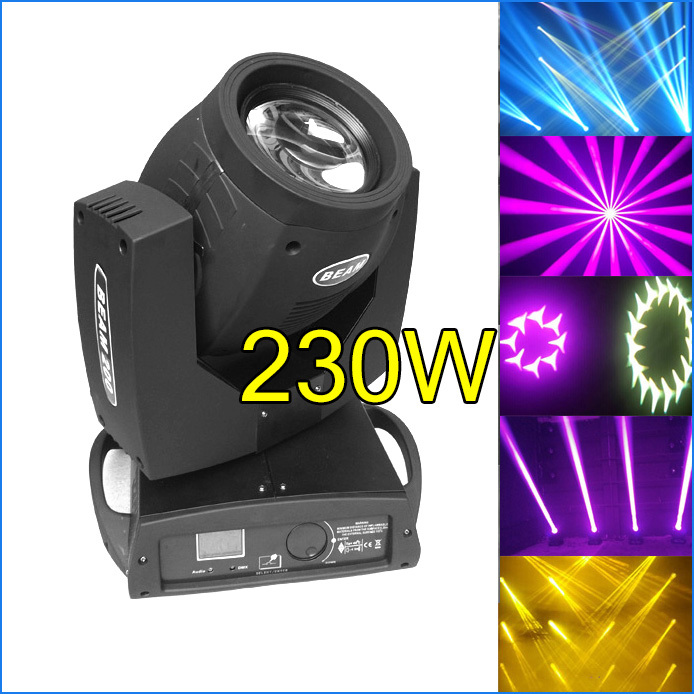 5R zoom 230W Beam moving head light lite/DJ Bar Disco Club Christmas LED Stage Lights,DMX512 16CH - OMU Lighting Technology Co., LTD store