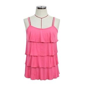 Эмоции мамы одежда для кормящих матерей для ухода за беременными женщинами Топ для беременных, Одежда для беременных, одежда Для женщин беременности и родам топ на бретелях - Цвет: Розовый
