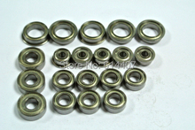 Free Shipping Provide HIGH PRECISION RC CAR & Truck Bearing for TEAM LOSI(CAR) XXX-2WD OFF-ROAD RACING BUGGY