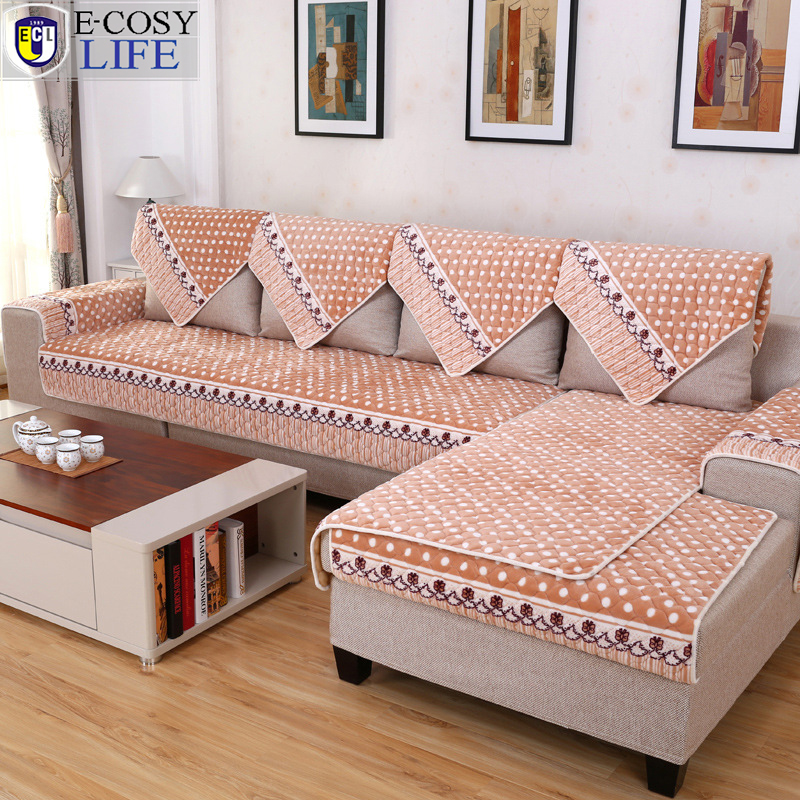 Merveilleux Sectional Sofa Couch Slipcovers Furniture Protector