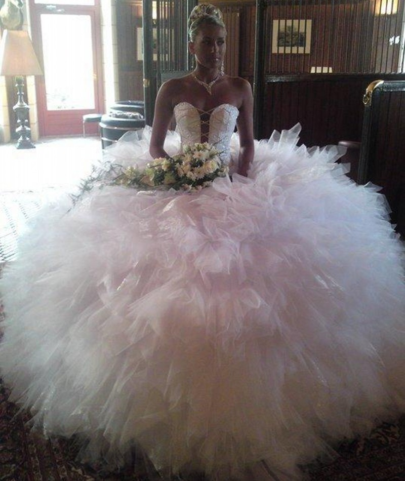 Big Wedding Ball Gowns: Online Buy Wholesale Fat Wedding Dress From China Fat