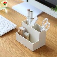 Mini Desktop Cosmetics Storage Box For Jewelry Organizer For Cosmetics Office Pen Box Container Desktop Storage