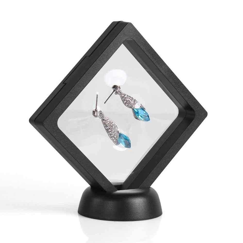 新しい透明ジュエリーブレスレット中断浮上ディスプレイスタンドホルダーボックス高品質の高級ジュエリーアクセサリーギフト