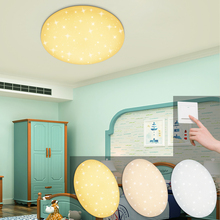 16/50/60W starry sky effect ceiling lamps round&square LED Ceiling Lights Modern Indoor Lighting Fixture Living Room Bedroom modern fashion square led ceiling lights office living room bedroom study balcony ceiling lamps indoor led lighting fixture