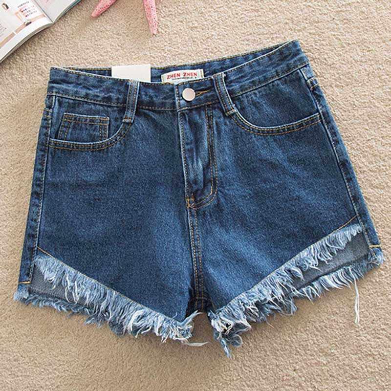 Gkfnmt S-4XL 5XL джинсовые женские сексуальные шорты 2018 летние рваные шорты джинсы плюс размер Высокая талия джинсы короткие Feminino Мода