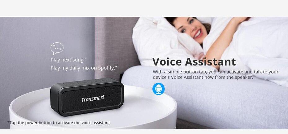 Tronsmart Force Bluetooth Speaker TWS Bluetooth 5.0 40W Portable Speaker IPX7 Waterproof (29)