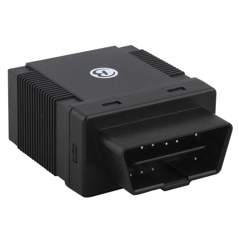 Traqueur de véhicule de gsm gprs de gps d'obd ii avec le service de plate-forme de serveur web de 1 an