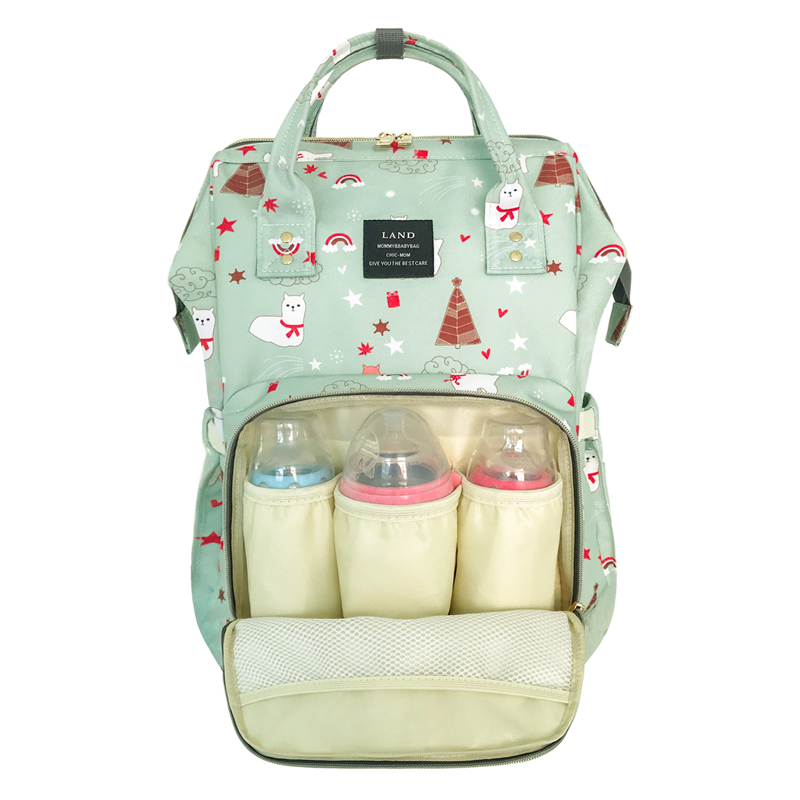 Multifunctional Mother Maternity Bag Baby Diaper Bag Baby Clothes Bottle Nappy Organizer Multi-pocket Waterproof Travel BackpackMultifunctional Mother Maternity Bag Baby Diaper Bag Baby Clothes Bottle Nappy Organizer Multi-pocket Waterproof Travel Backpack