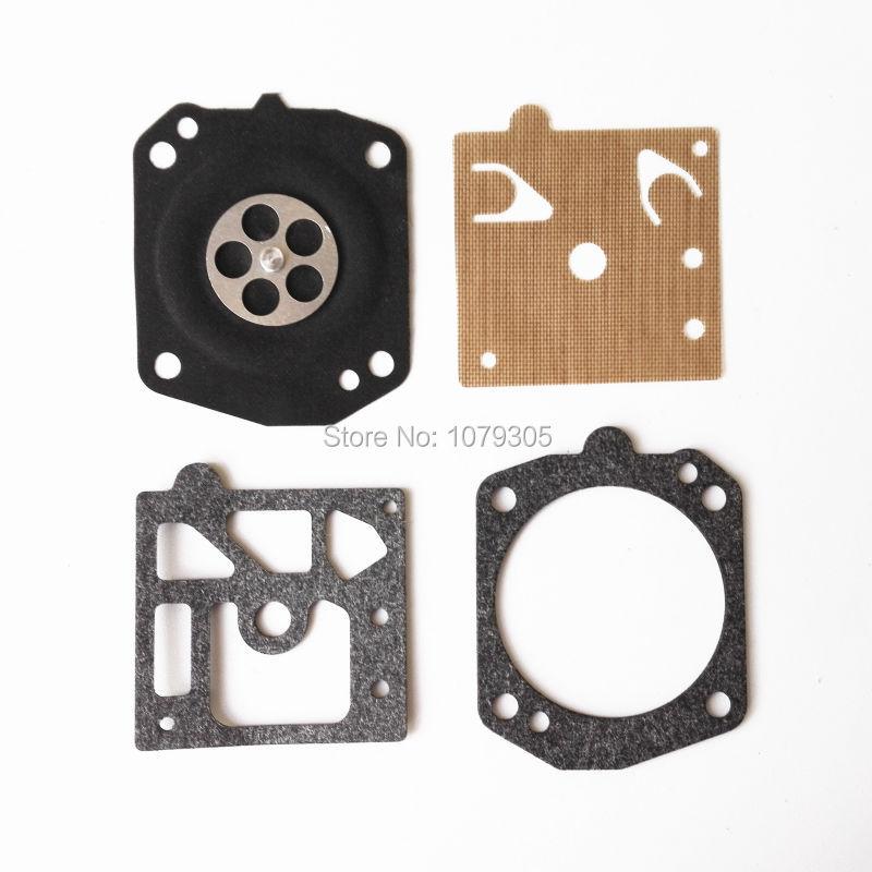 6200 62cc Chainsaw Carburetor Diaphragm Gasket Repair Kit