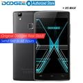 DOOGEE X5 Max мобильных телефонов отпечатков пальцев 4000 мАч 5.0 InchHD 1 ГБ RAM + 8 ГБ ROM MT6580 Quad Core 1.3 ГГц WCDMA WI-FI Android6.0 Dual SIM